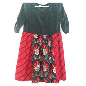 Matilda Jane Christmas Dress